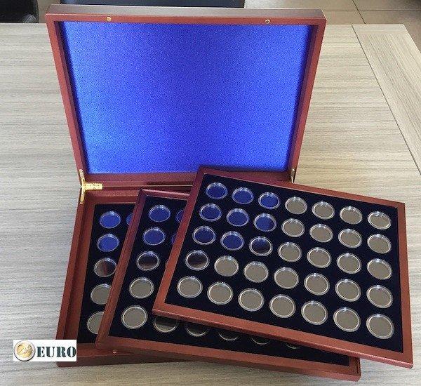 Leuchtturm 303369 Collectors Box + 105 coin caps