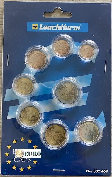 Leuchtturm 302469 - Caps coin set