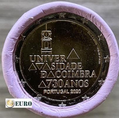 Roll 2 euro Portugal 2020 - University Coimbra