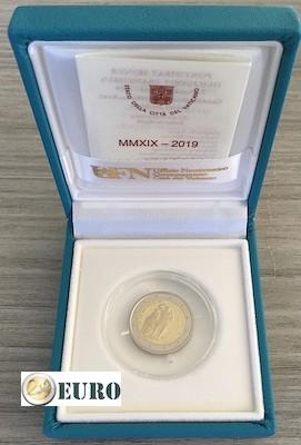 2 euro Vatican 2019 - Sistine Chapel BE Proof